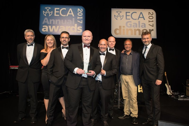 ECA Innovation in Contracting Award 2017 (sponsored by ABB)