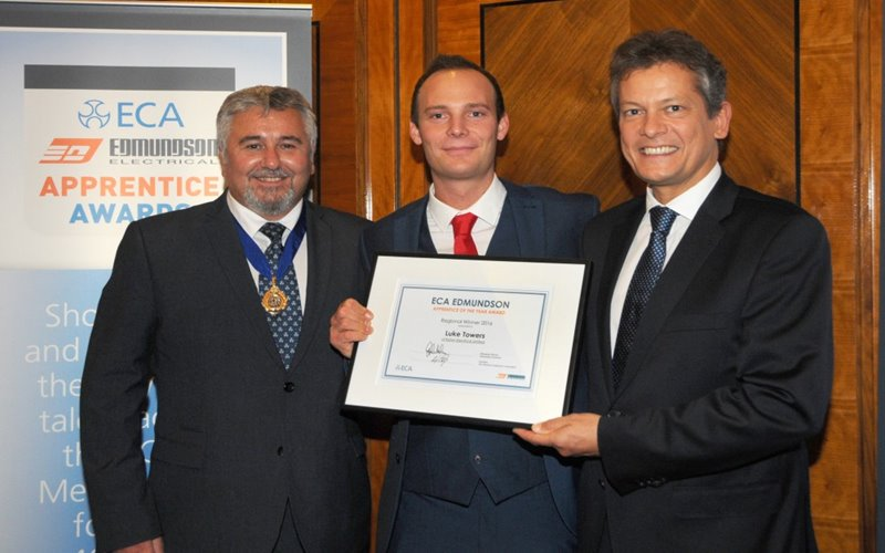 ECA Edmundson Electrical Awards - Runner Up