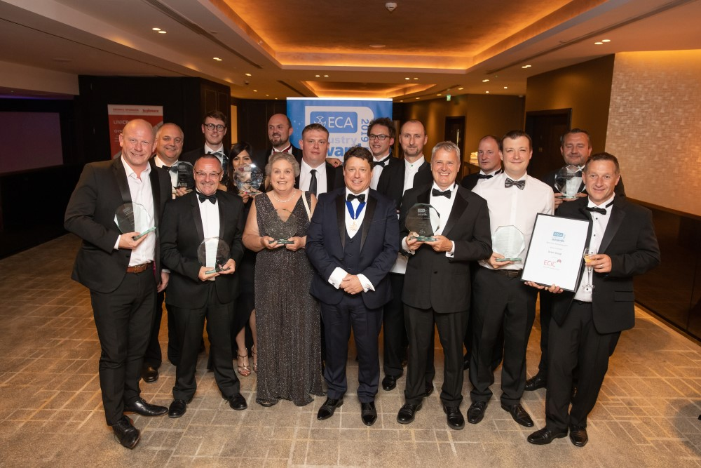 Leading electrotechnical businesses win top industry awards