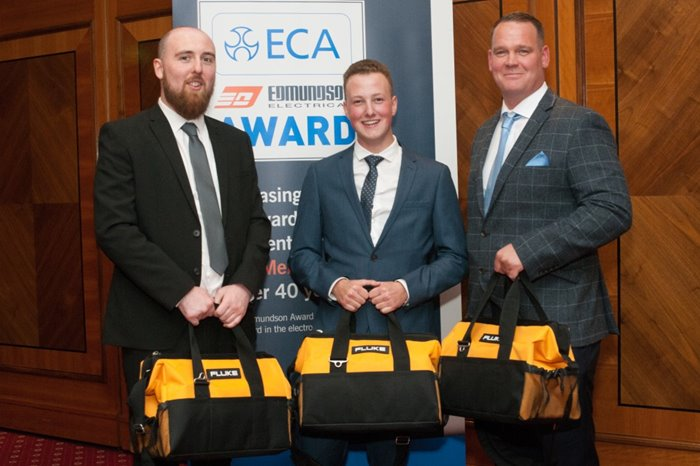 Leading apprentice wins 2019 ECA Edmundson Award