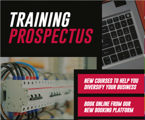 New Training Prospectus - How to claim your ECA member discount