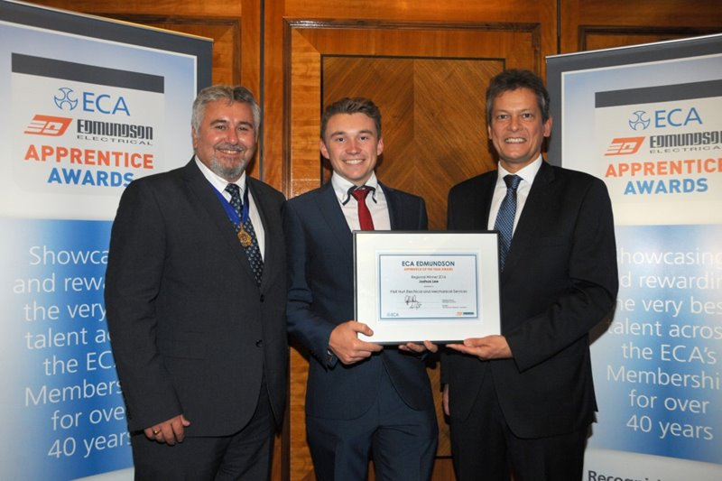 Yeovil Apprentice Shows the Way in ECA Edmundson Award