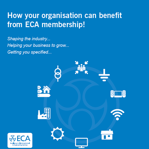 How your organisation can benefit from ECA membership