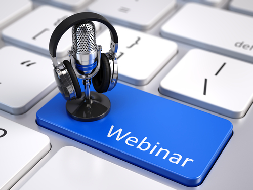 Webinar: managing financial challenges