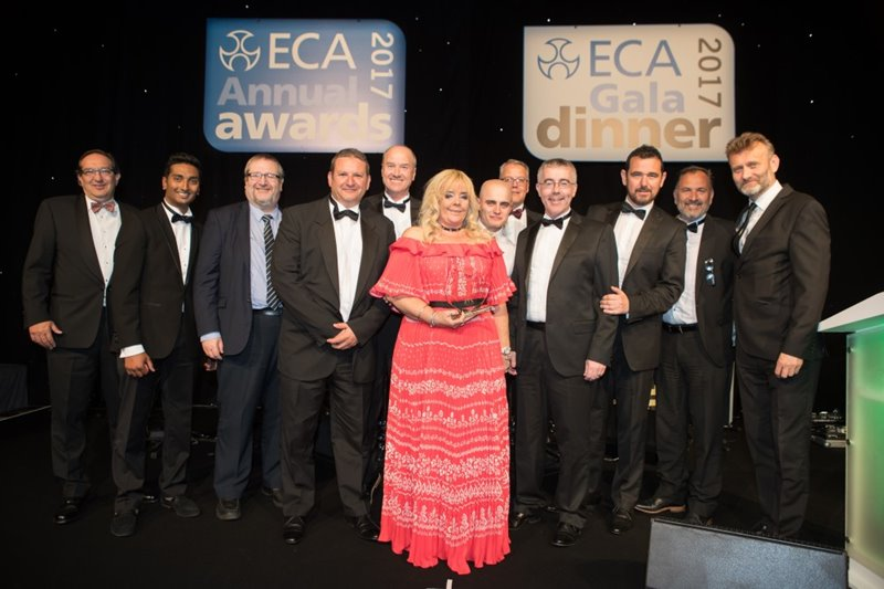 ECA Excellence in Training and Development Award 2017 (sponsored by JTL)