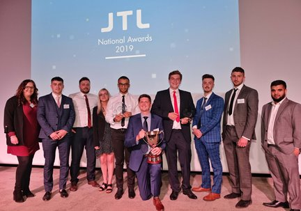 ECA Members win at JTL Awards!