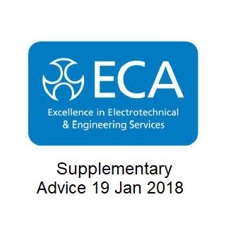 Carillion Supplementary Advice - 19 Jan 2018