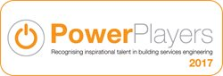 Power Players – Recognising inspirational talent in building services engineering