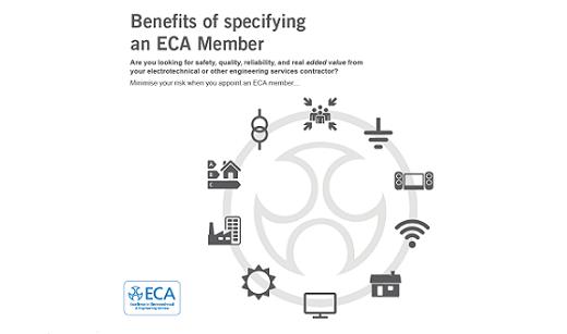 Benefits of specifying an ECA member