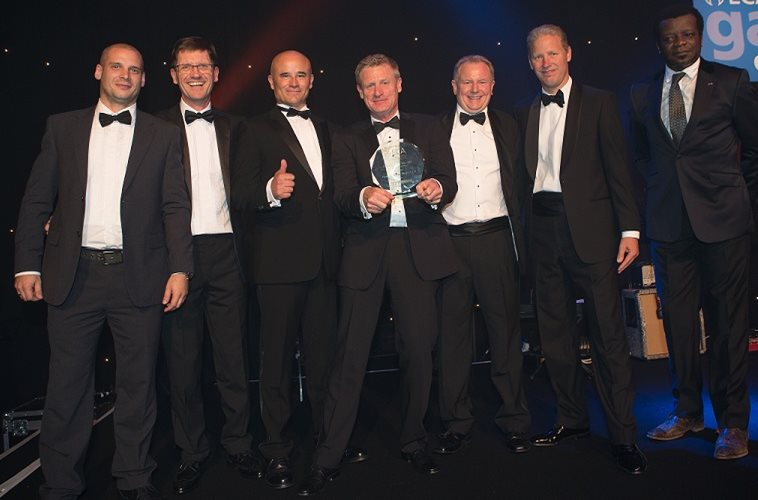 ECA Contractor of the year Award 2016 - up to £1million turnover (sponsored by Edmundson)