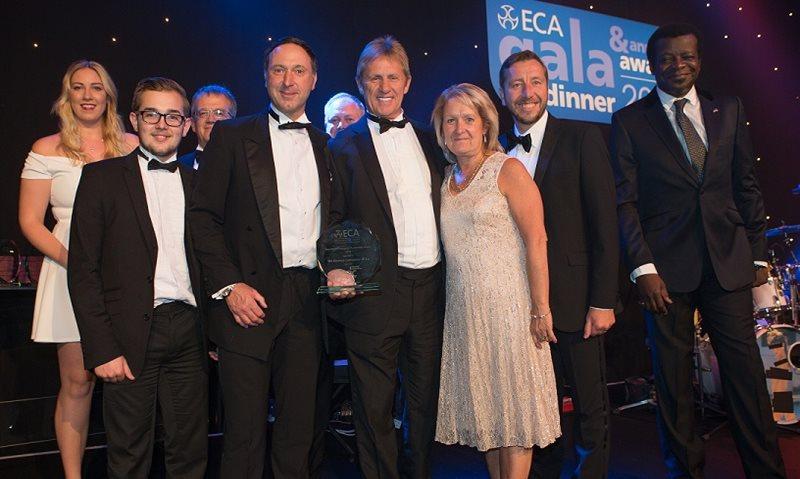 ECA Best Client/ Contractor Partnership Award 2016 (sponsored by Edmundson)