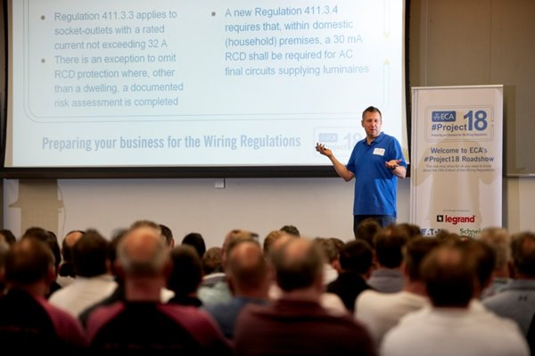 ECA's #Project18 roadshow a major success