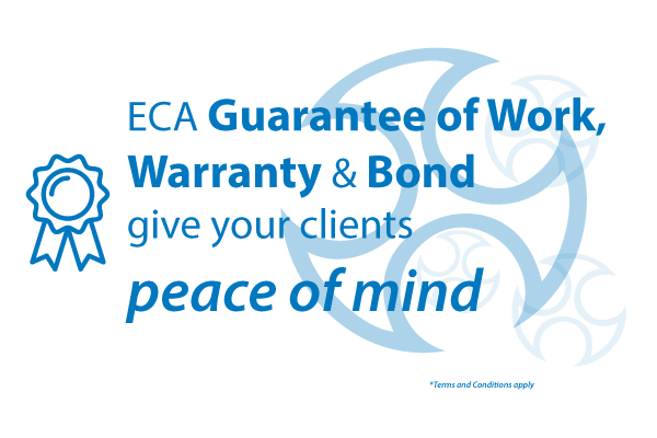 ECA Guarantee, Warranty & Bond