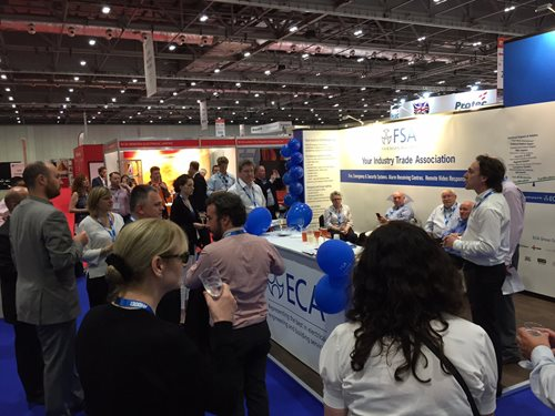 Celebrate the WiS Awards - hosted by FSA at IFSEC 2018