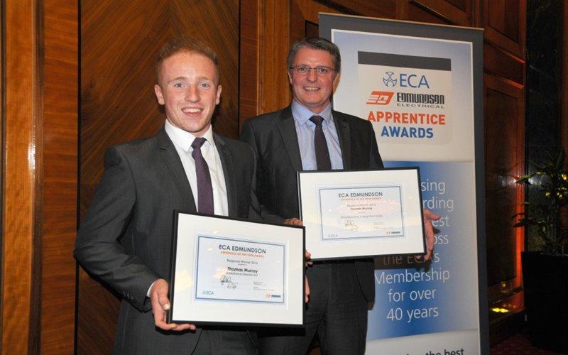 ECA Edmundson Electrical Awards - Runner Up