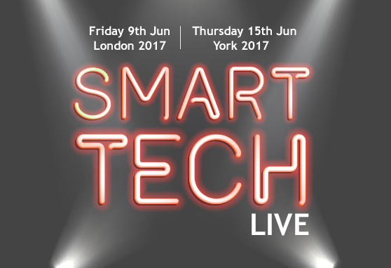 5 reasons why you should attend Smart Tech Live 2017
